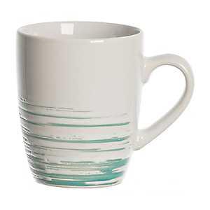 Aqua Scratch Mug