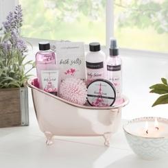 Cherry Blossom Tub of Treats