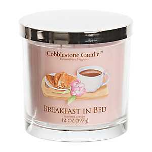 Breakfast in Bed Jar Candle
