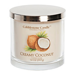 Creamy Coconut Jar Candle