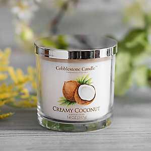 Creamy Coconut Jar Candle