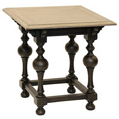 Oliver Square Accent Table