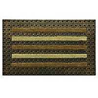 Tile Stripe Doormat