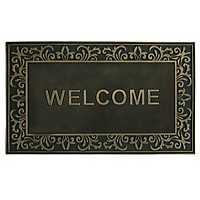 Bronze Vine Welcome Doormat