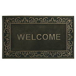 Bronze Vine Welcome Doormat
