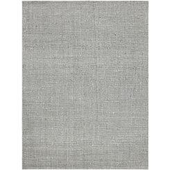 Gray Andover Jute Area Rug, 5x8