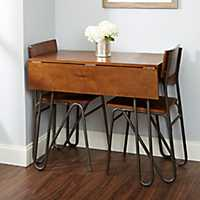 Lincoln Drop Leaf Hairpin Dining Table