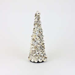 Oyster Shell Topiary, 22 in.