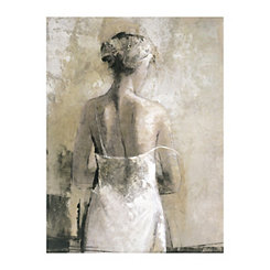 Evening Attire II Canvas Art Print