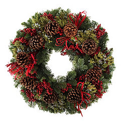 Enchanted Forest Fresh Wreath