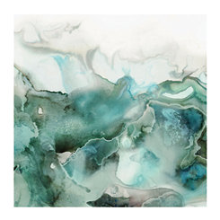 Abstract Surge Canvas Art Print