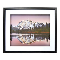 Snowy Mountains Shadowbox