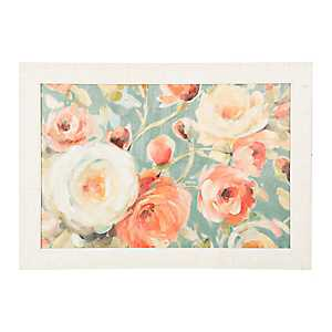 Florabundance Framed Art Print