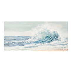 Breaking Wave Canvas Art Print