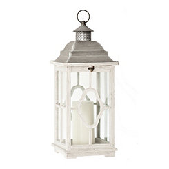 Kathryn Gray Wood Lantern