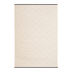 Tan Chanler Outdoor Rug, 5x8