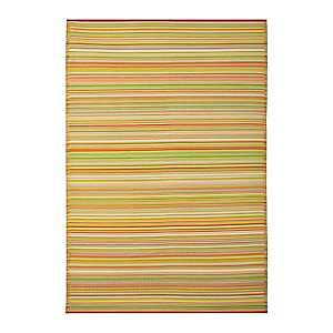 Havana Multi Striped Outdoor Rug