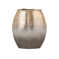 Small New Frontier Aluminum Vase