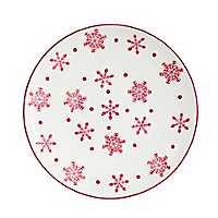 Winterfest Round Serving Platter