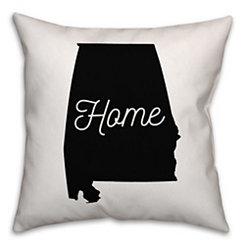 Alabama Home Pillow