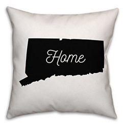 Connecticut Home Pillow