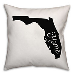 Florida Home Pillow