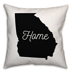 Georgia Home Pillow