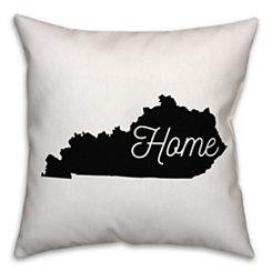 Kentucky Home Pillow