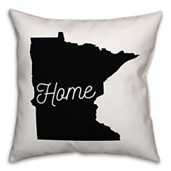Minnesota Home Pillow
