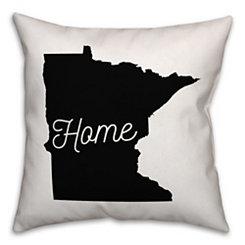 Minnesota Home Pillow