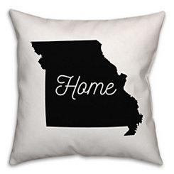 Missouri Home Pillow