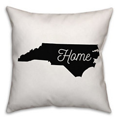 North Carolina Home Pillow