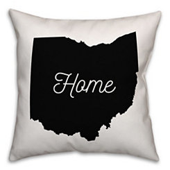 Ohio Home Pillow