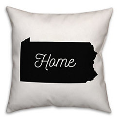 Pennsylvania Home Pillow