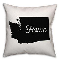Washington Home Pillow