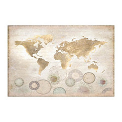 All the Time in the World Canvas Art Print