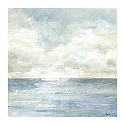 Tranquil Sea Canvas Art Print