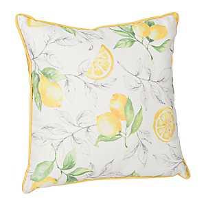 Lemon Branch Outdoor Pillow