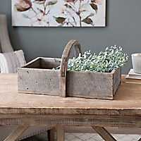 Reclaimed Wood Farm Box