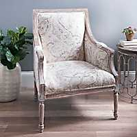 Katie Citron Paisley Accent Chair