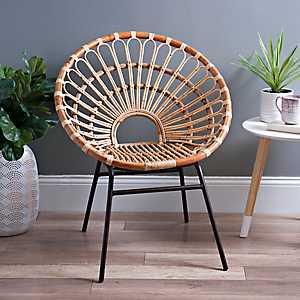 Dana Rattan Chair
