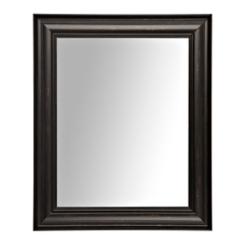Coffee Bean Framed Mirror, 29.4x35.4 in.