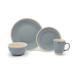 Blue Camden 16-pc. Dinnerware Set