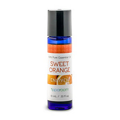 Sweet Orange Essential Oil, 10 ml.