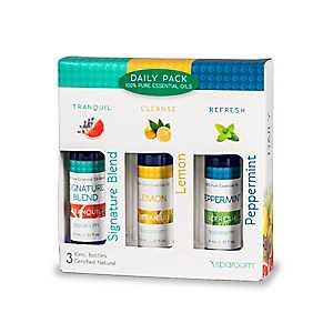 Daily Essential Oils, Set of 3