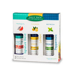 Daily Essential Oils, Set of 3