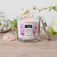 Flower Market Jar Candle