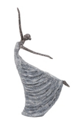 Outstretched Dancer Figurine