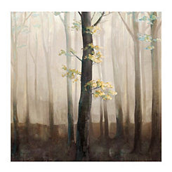 Singular Forest Canvas Art Print