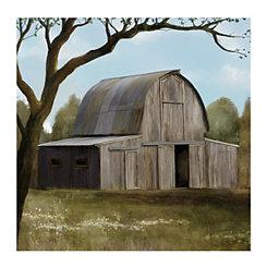 Barn in the U.S.A. Canvas Art Print